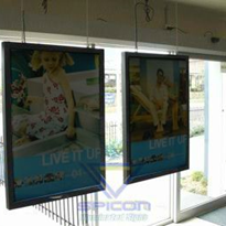 Illuminated Sign | 32mm Double Sided | Linear Matrix Gamma LED Series