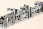 High-Performance Professional Pastry Line | FRITSCH | EUROLINE
